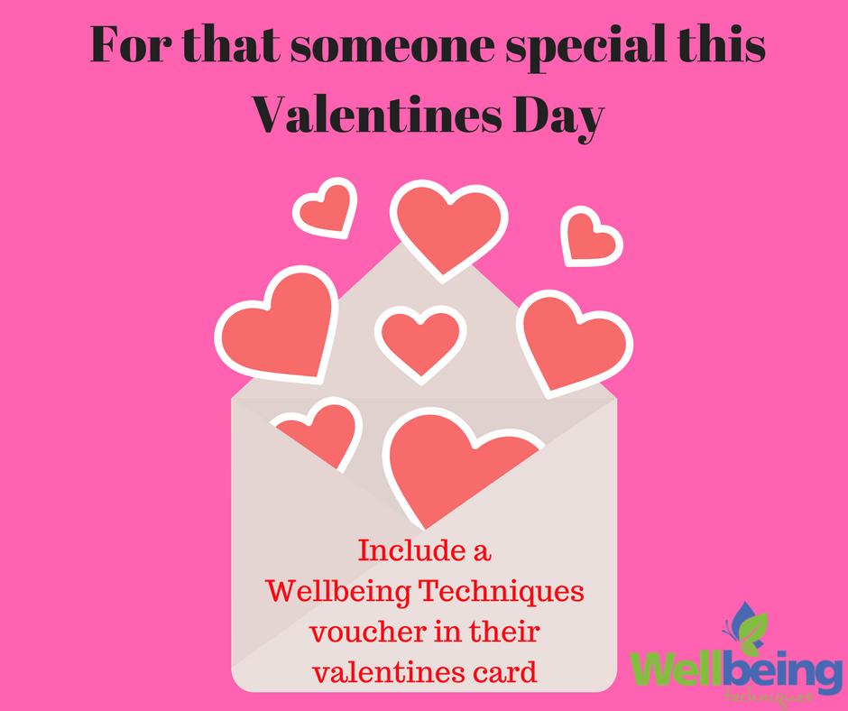 Gift voucher for Valentines Day